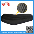 Heatproof function 3d air breathable mesh motorcycle seat cover
