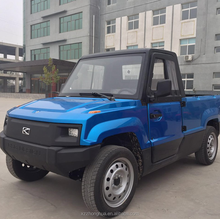 Electric Pickup Truck F-003 Made in china 72V 4KW (2 seats) with strong body