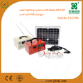 10W 12V mini projects solar power system for home,portable solar system for home