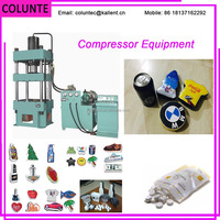 Colunte China products new type t shirt compression machine