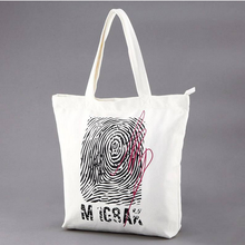 China Manufacturer Novel Style Large Canvas Tote Bags Bulk