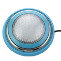Multi color wall mounted underwater lamps for swimming pool lights