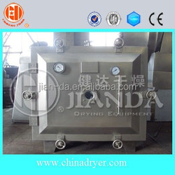 Square static industrial vacuum dryer price
