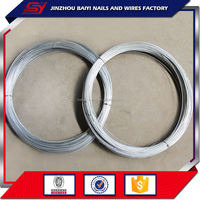 Factory For Galvanized Low Carbon Steel Iron Wire GI Binding Wire