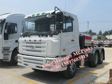 Hualing Star 10Wheels Right Hand Drive CAMC Tractor Truck New Export to Fiji