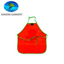 best pvc waterproof kids double sided apron