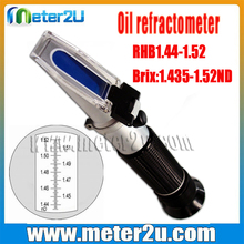 Best refractive index 1.435-1.520nd Oil refractometer price