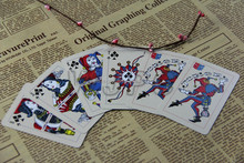 Excellent customized paper playing cards for wholesale