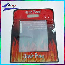 fried chicken bag,roasted chicken packaging bag,hot roast chicken bag