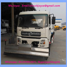 Dongfeng 8-10t High-pressure Cleaning Truck,Road Cleaning Truck