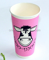 Paper Material and Yogurt Use paper yogurt cup supplier
