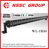 High power high bright 200w watt 24000 lumen auto truck 42inch offroad bull bar led light bar