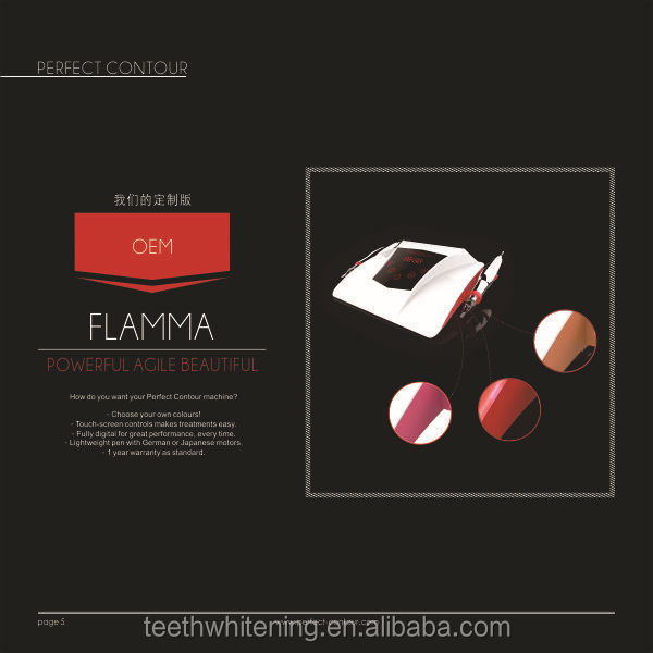 Flamma Limited Edition - Permanent Makeup Machine