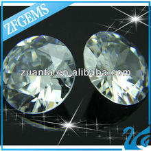 loose 1 carat round synthetic diamonds