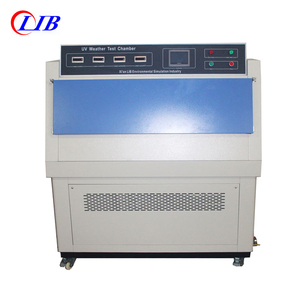 Plastic Rubber Accelerated Aging UV Lamp Lab Test Equipment