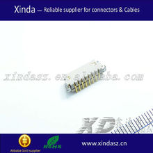 lcd screen lvds/HRS DF13-20DS-1.25C Wire to Board double row Connector Manufacturer