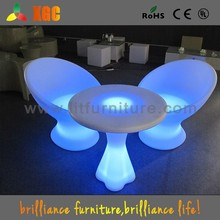 LED high quality round bar tops table sale GF319