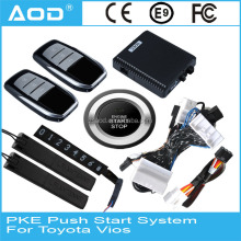 For Toyota Vios 2014 Keyless entry engine start stop system