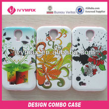 water transfer design for phone case for samsung i9500 covers