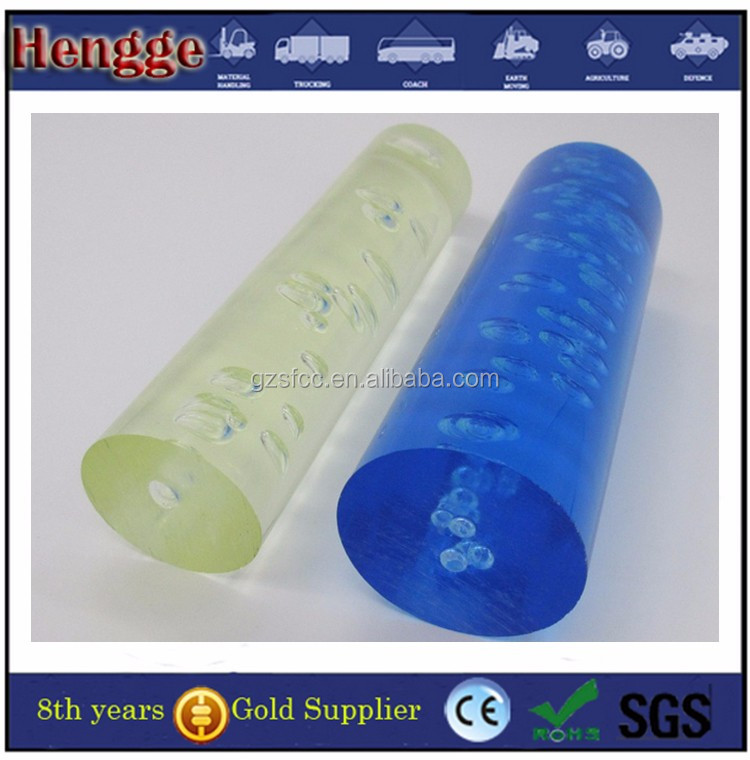 round colored rod acrylic 2mm, bubble rod acrylic 1.5mm on sale/PMMA rod