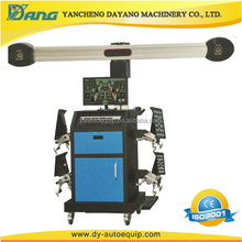 3D wheel alignment machine price for auto body repair tools