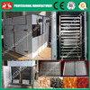 Fully stainless steel industrial hot air tray fruit/vegetable drying machine