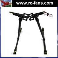All Metal Electrical Retractable Landing Gear for Multirotors ER-4070