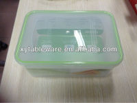 large plastic water containers