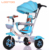 China best price anti-slip pedals 10 inch big wheel baby tricycle new models