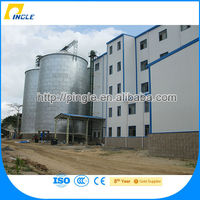 Alibaba china supplier 50t/d maize flour mill
