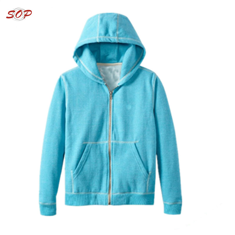 Blue children sweatshirt for boys hoodies kids sweatshirt hoodies