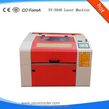 acrylic picture frame laser engravingmachine 5040 homework laser engraving/cutting machine