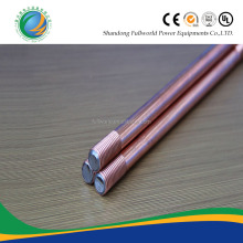 Manufacturer China products earthing rod