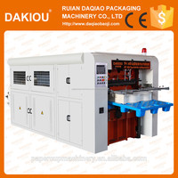 hot sale high speed paper plate die cutter machine