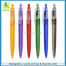 Superior quality plastic drawing pen with customized logo