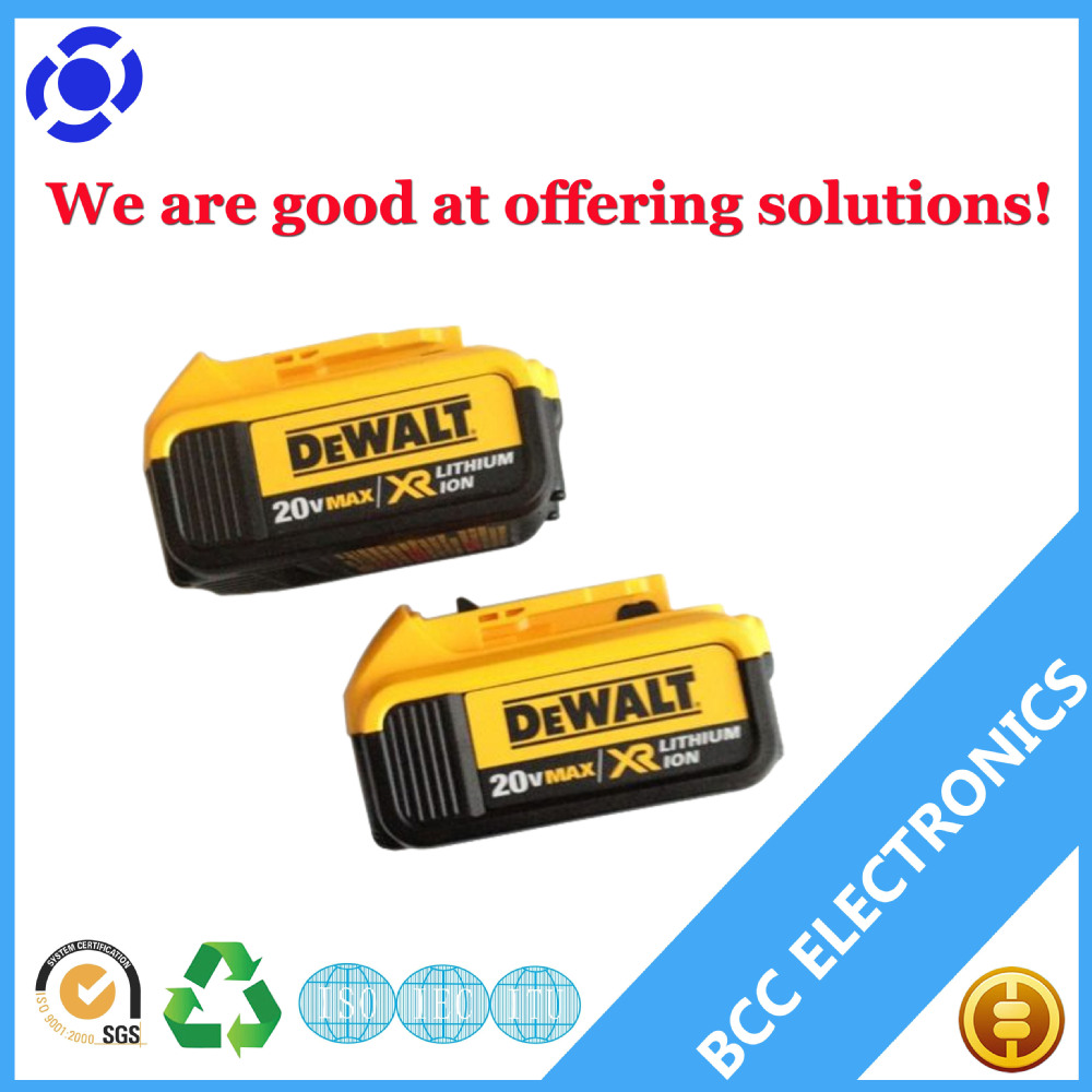 OEM accept Dewalt 18V replacement power tool battery 4Ah Dewalt cordless drill