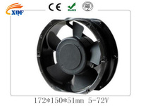 mist fan,waterproof fan DC172*50*51mm 12-72V