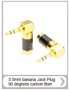 Best quality 4mm Audio Speaker Wire Banana Plug Connectors Adapter