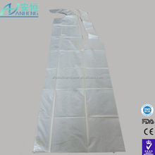 Cleaning gardon daily use disposable pe aprons