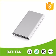 Best sell mobile portable power bank 10000mah