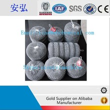 zinc plating scourer For household cleaning