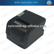 High speed desktop 80mm POS thermal receipt printer with auto cutter