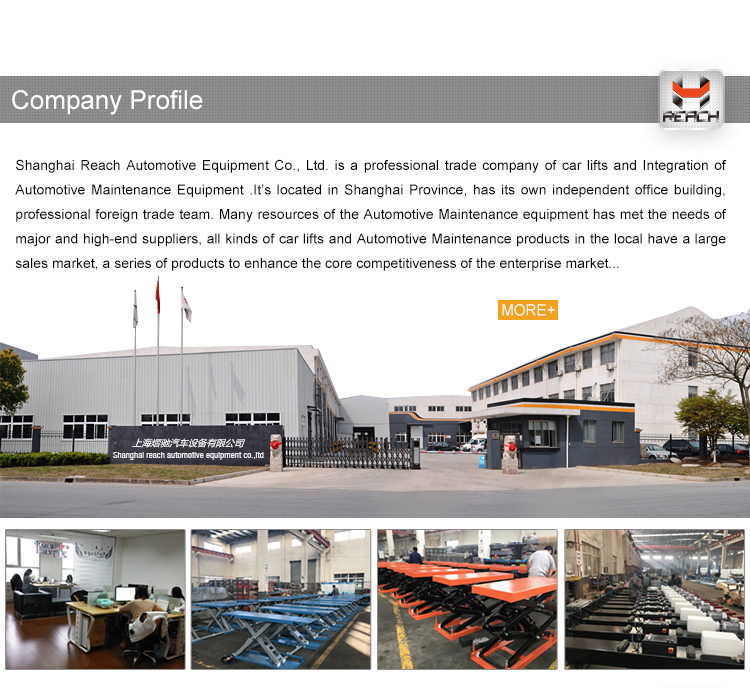 Company Overview - Shanghai Reach Automotive Equipment Co., Ltd.
