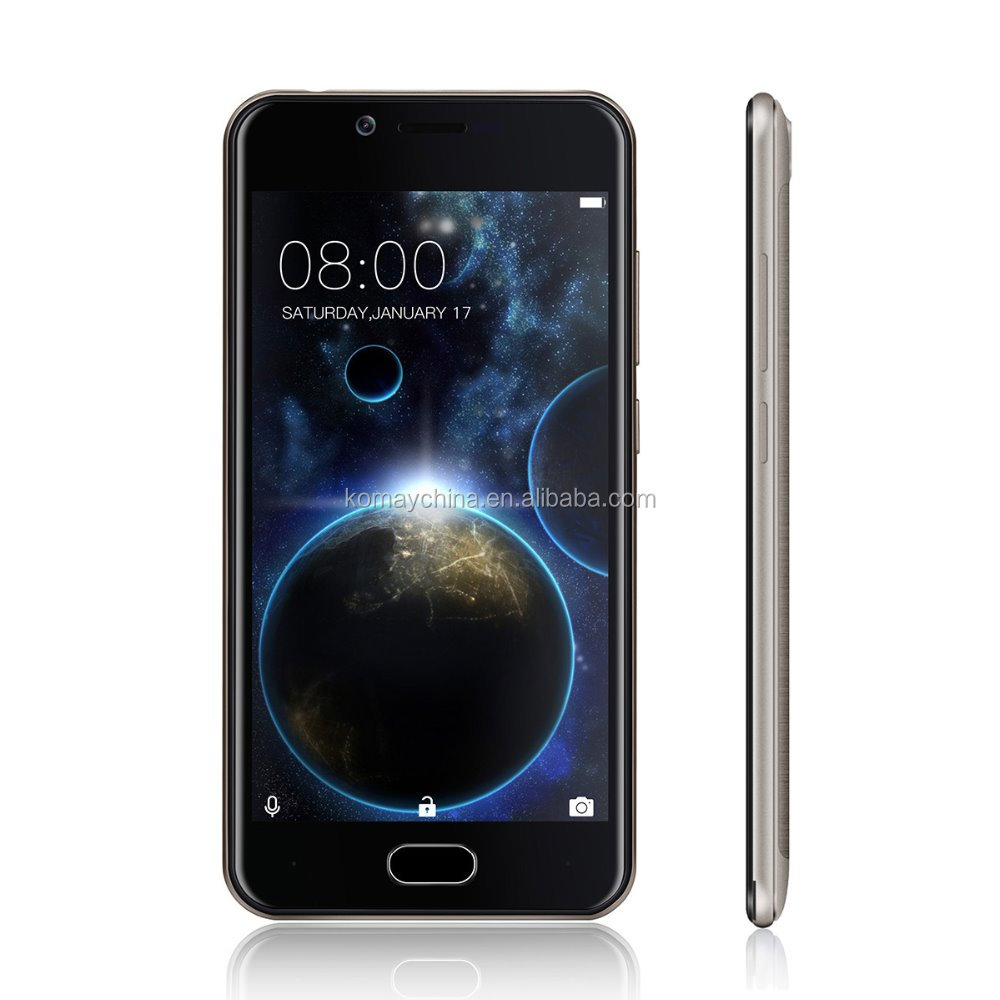 Hot Doogee Shoot2 5.0 inch IPS HD MTK6580 Quad Core 3G Mobile Phone 1gb ram +8gb rom Android 7.0 5MP Dual Cameras mobile phone