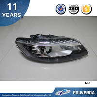 Headlight/ Head lamp for Audi Q7 front light Right or Left Auto Accessories From Pouvenda