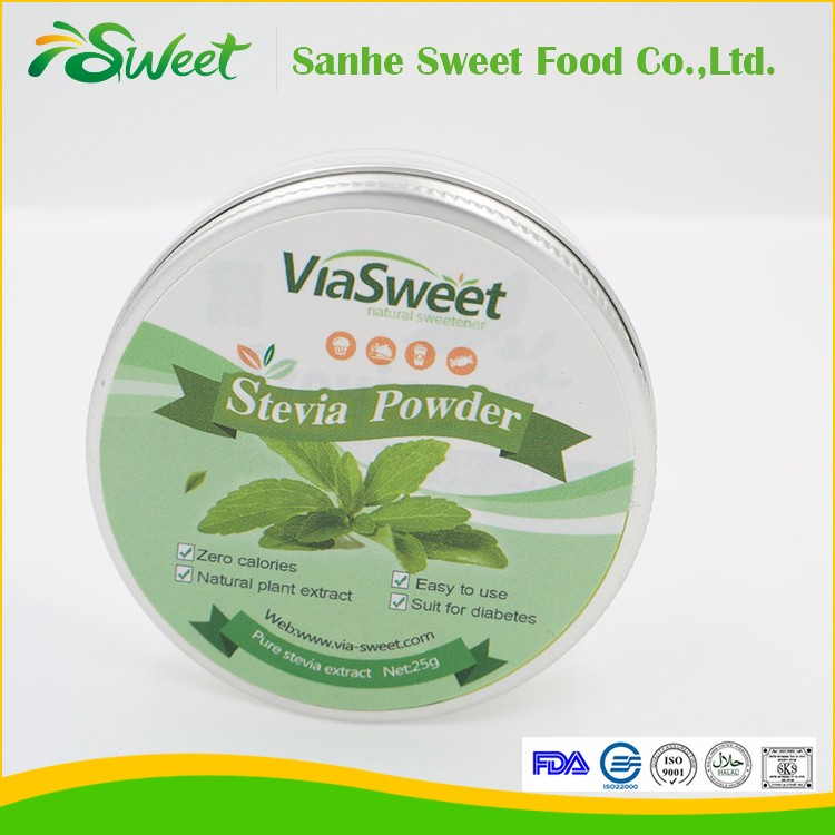 Cheap price 100% pure stevia extract powder stevia RA95% sweeteners