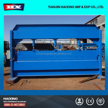 High quality plate bending machine for bending corrugated plate