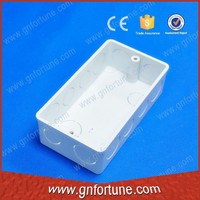 Factory Price PVC Electric Switch Boxes Outlet Box