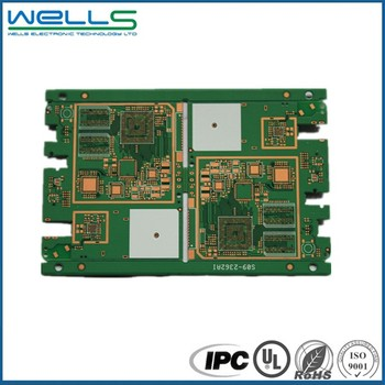 94v0 fr4 pcb and pcba assembly electronic board