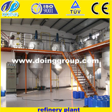 Palm oil processing plant | crude palm oil refining machine
